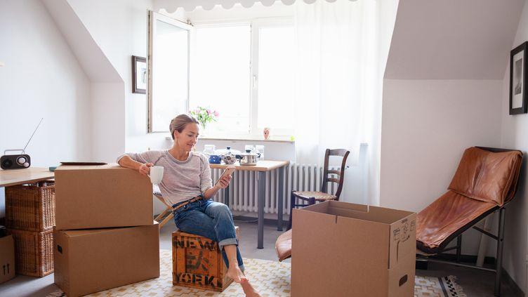 Attention en calculant vous-même la surface de votre bien immobilier. Mieux vaut faire appel à un professionnel. (Illustration) (KATHRIN ZIEGLER / DIGITAL VISION / GETTY IMAGES)