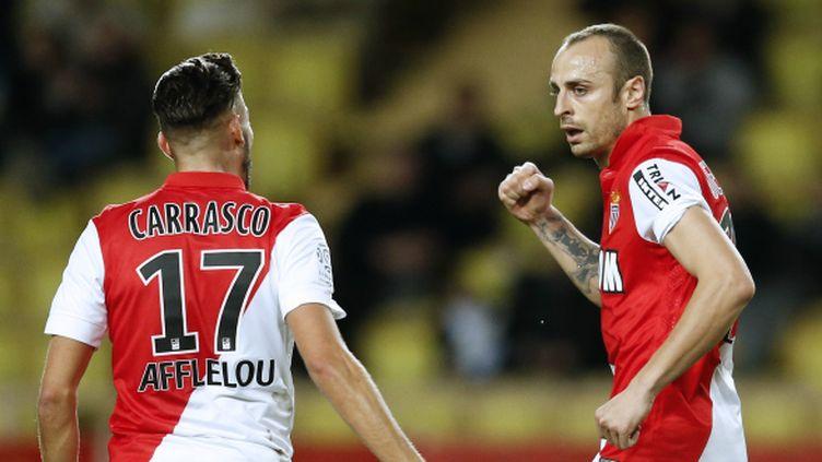 Dimitar Berbatov, l'attaquant de Monaco