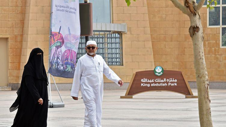 C'est au King Abdullah Park, un lieu qui accueille un festival de spectacles et de divertissements, que s'est déroulée l'agression. (FAYEZ NURELDINE / AFP)