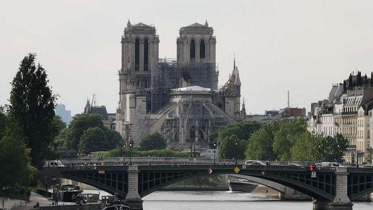 La cathédrale Notre-Dame de Paris (BASTIEN DECEUNINCK / RADIOFRANCE)