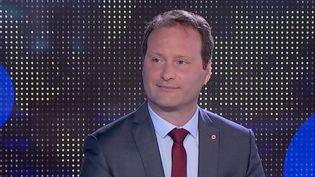Régionales : le député LREM Sylvain Maillard se réjouit de la prise de position de Gabriel Attal. (FRANCEINFO)