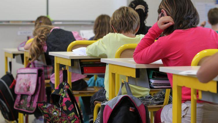 Education nationale (photo d'illustration) (FRANÇOIS DESTOC / MAXPPP)