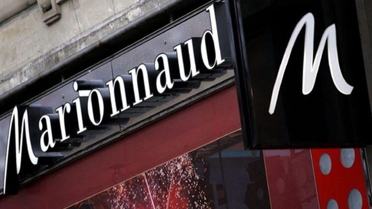 Un magasin parisien Marionnaud sur les Champs-Elysées (archives 2004) (AFP / Franck Fife)