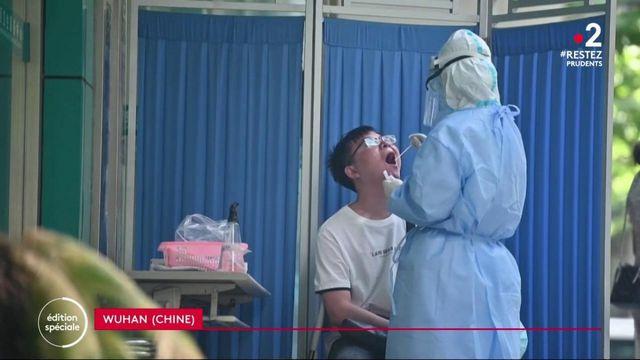 Coronavirus : la ville de Wuhan en Chine va dépister ses 11 millions d'habitants