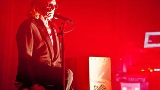 Christophe sur scéne le 31 Janvier 2011 (DAVID WOLFF - PATRICK / WIREIMAGE)