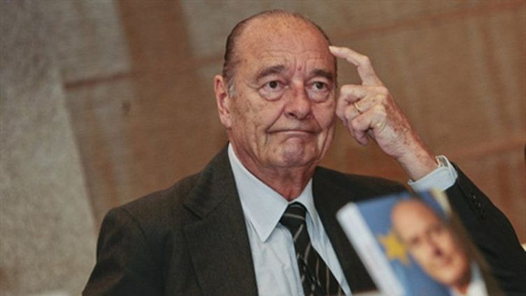 Jacques Chirac (AFP / STR)