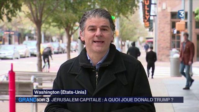 Jérusalem capitale, une décision de politique intérieure pour Trump ?