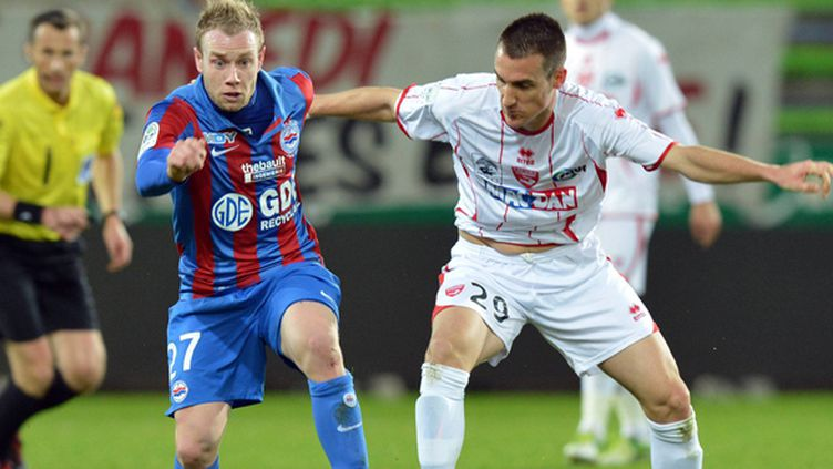 Caen et Nîmes se seraient arrangés pour faire match nul (1-1) la saison dernière