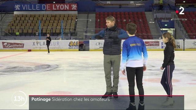 Violences sexuelles dans le sport : le monde du patinage artistique sous le choc