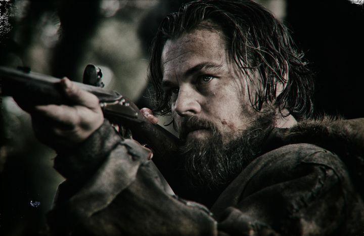 "Leonardo DiCaprio, ""The Revenant""  (Twentieth Century Fox France)"