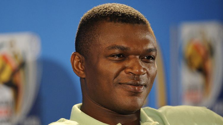 Marcel Desailly.  (STEPHANE DE SAKUTIN / AFP)