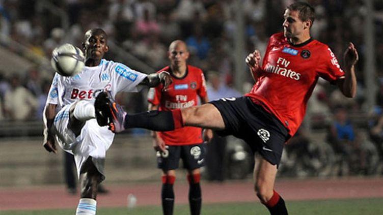 Le PSG et l'OM se retrouveront encore une fois dans un match sous tension