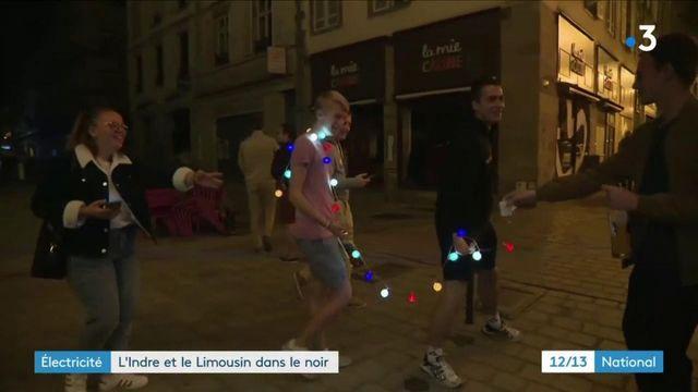 270 000 foyers privés d'électricité dans l'Indre et le Limousin