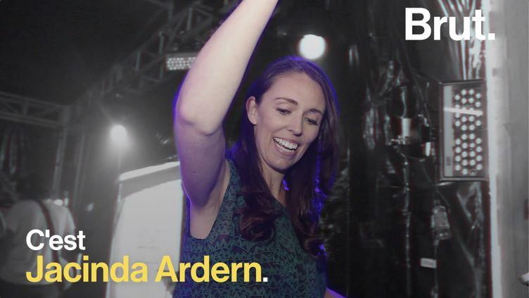 VIDEO. L'histoire de Jacinda Ardern, l'une des plus jeunes cheffes d'État dans le monde (BRUT)