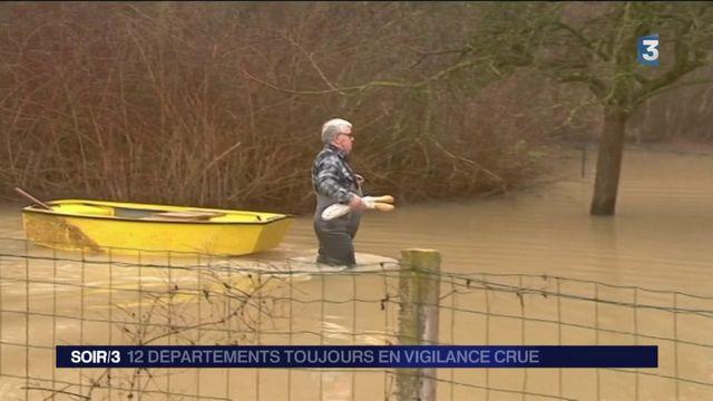 Inondation : l'Ile-de-France sous les eaux