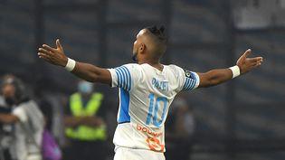 Payet a marqué un sublime but sur coup franc face à Lens dimanche 26 septembre. (SYLVAIN THOMAS / AFP)