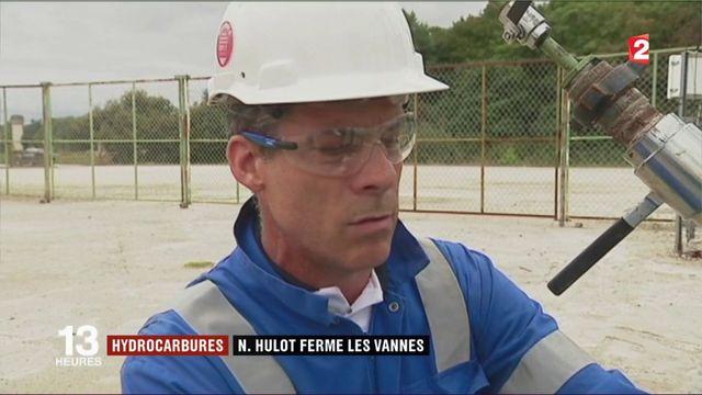 Ecologie : Nicolas Hulot veut la fin de l'exploitation des gisements pétroliers français
