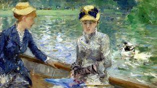 Un jour d'été - Berthe Morisot (1879)  (BEP/Jean-Luc PITEUX/LA VOIX DU NORD)