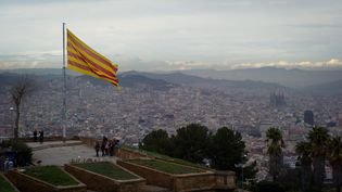 Barcelone, en mars 2013. (MAXPPP)