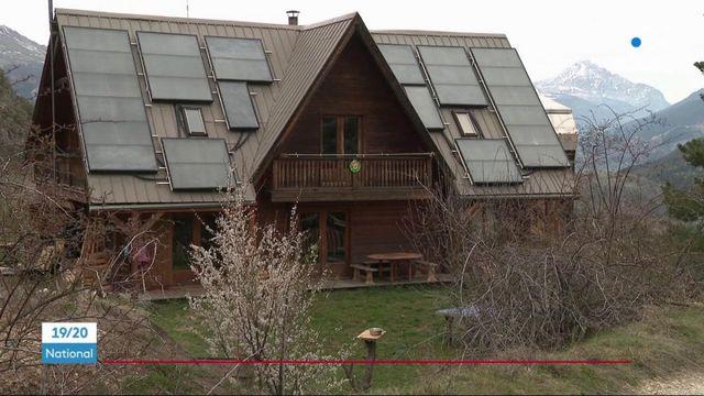 Hautes-Alpes : confinés dans un refuge