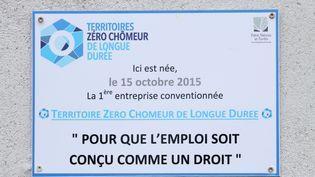 """Le projet """"Territoires zéro chômeur de longue durée"""" avait déjà été testé une première fois dans la Nièvre (TARDIVON JEAN-CHRISTOPHE / MAXPPP)"""