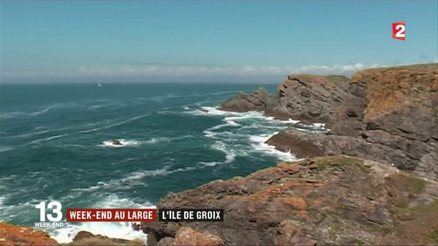 Bretagne : à la découverte de l'île de Groix