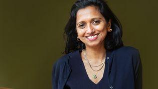 Portrait de la romancière Nathacha Appanah, 2021 (FRANCESCA MANTOVANI)