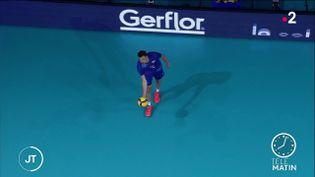 Gerflor, le fabricant français de sols souples, équipera les salles de volley aux JO de Tokyo (France 2)