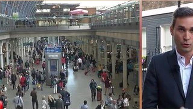 Gare du Nord à Paris vs Saint-Pancras à Londres, un contraste saisissant