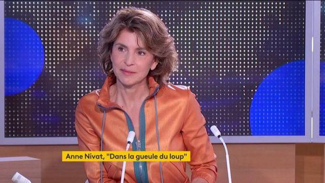 """Livre : """"Dans la gueule du loup"""", un récit d'Anne Nivat, grand reporter."""