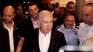Israël : Benjamin Netanyahu menacé par la coalition de Yair Lapid (Israël : Benjamin Netanyahu menacé par la coalition de Yair Lapid)