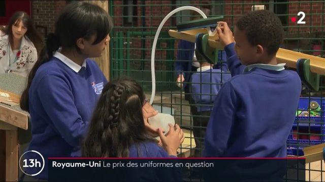 Royaume-Uni : le prix des uniformes scolaires permettrait une sélection