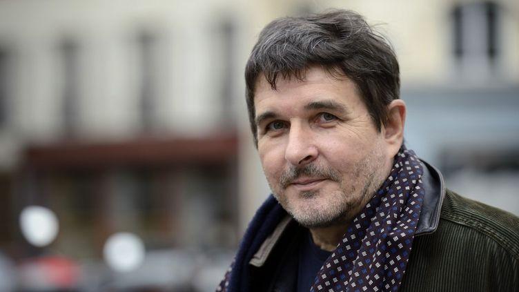 Frédéric Pajak (ERIC FEFERBERG / AFP)