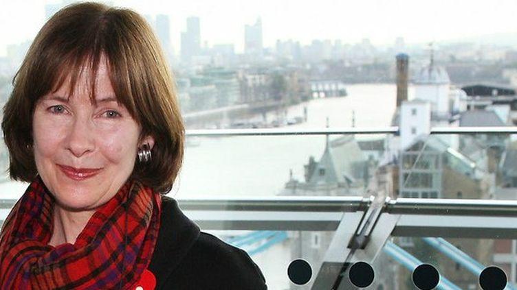 La dessinatrice britannique de BD Posy Simmonds à Londres en 2010  (PETER MACDIARMID / GETTY IMAGES EUROPE / AFP)