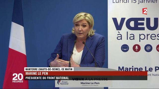 Marine Le Pen : une note secrète révèle les raisons de sa débacle au débat d'entre-deux-tours
