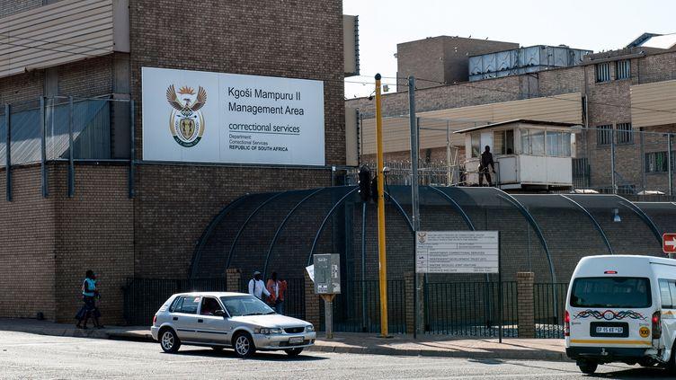 La prison où est incarcéré Oscar Pistorius  (STEFAN HEUNIS / AFP)