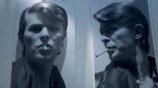 David Bowie photographié par son ami, le photographe Philippe Auliac  (France 3 / Culturebox)