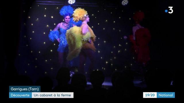 Découverte : un cabaret à la ferme