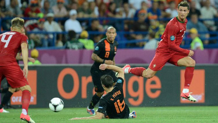 Cristiano Ronaldo a qualifié le Portugal