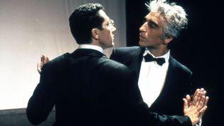 Alain Chabat et Gérard Darmon ont remis l'air de la carioca au goût du jour en France avec la fameuse scène du film d'Alain Berberian, sorti en 1994. (TELEMA / STUDIO CANAL)