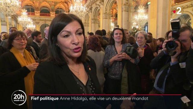 Mairie de Paris : Anne Hidalgo vise un deuxième mandat