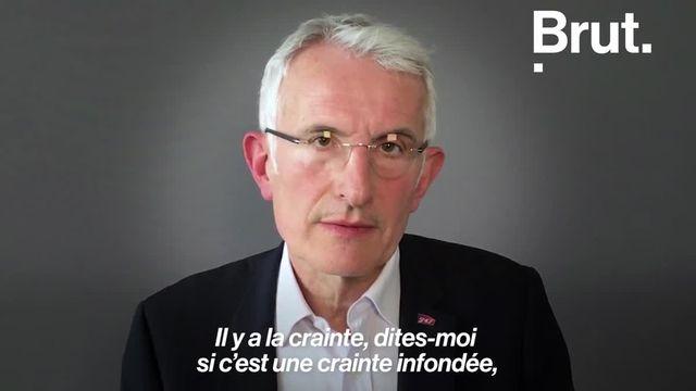 Comment expliquer la dette ? Pourquoi est-ce qu'il y a des grèves ? La SNCF sera-t-elle privatisée ? Le PDG de la SNCF Guillaume Pepy a tenté d'éclaircir plusieurs points de la réforme ferroviaire, alors que la mobilisation des syndicats se poursuit.