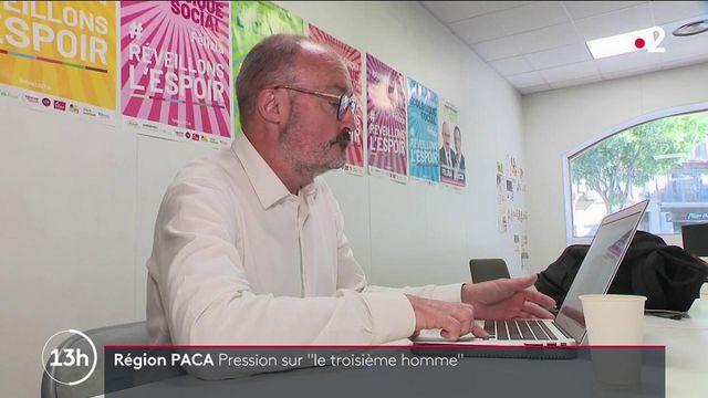 Régionales en PACA : le choix crucial de Jean-Laurent Felizia