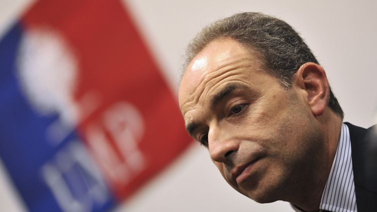 Jean-Francois Copé, le 22 octobre 2012 à Marseille (Bouches-du-Rhône). (GERARD JULIEN / AFP)