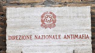 La direction nationale antimafiaest, en Italie, un organe du Procureur général près la Cour de Cassation, chargé de la coordination entre les différentes enquêtes sur la criminalité organisée (BOB DEWEL / ONLY WORLD)