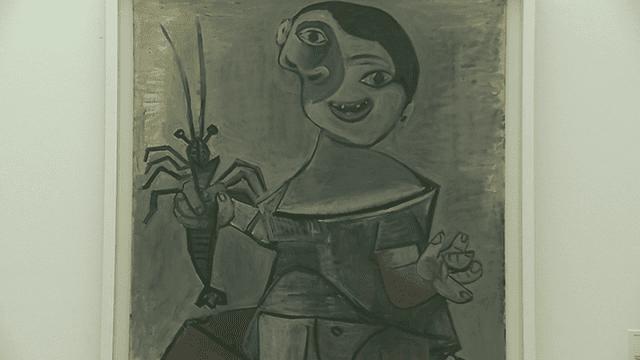 Picasso, au coeur des ténèbres (1939-1945)