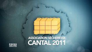 Association Sécheresse Cantal 2011 (FRANCE 3 / FRANCETV INFO)