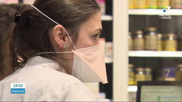 Coronavirus : une future arrivée massive de masques