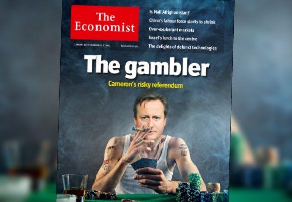 """La une de """"The Economist"""", daté du 26 janvier 2013. (THE ECONOMIST)"""
