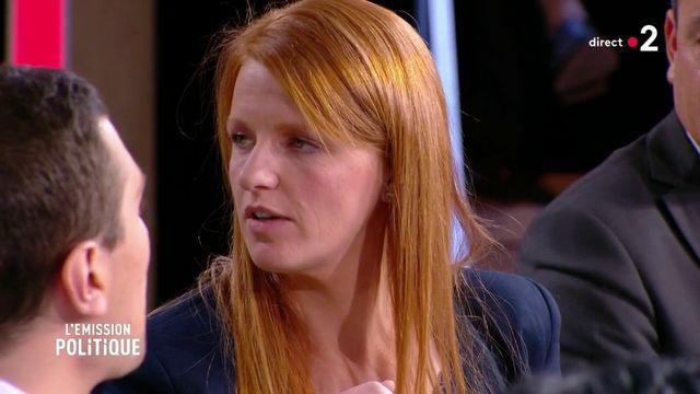 """""""Il faut qu'elle enlève son gilet jaune"""" : Ingrid Levavasseur interpellée par une """"gilet jaune"""""""